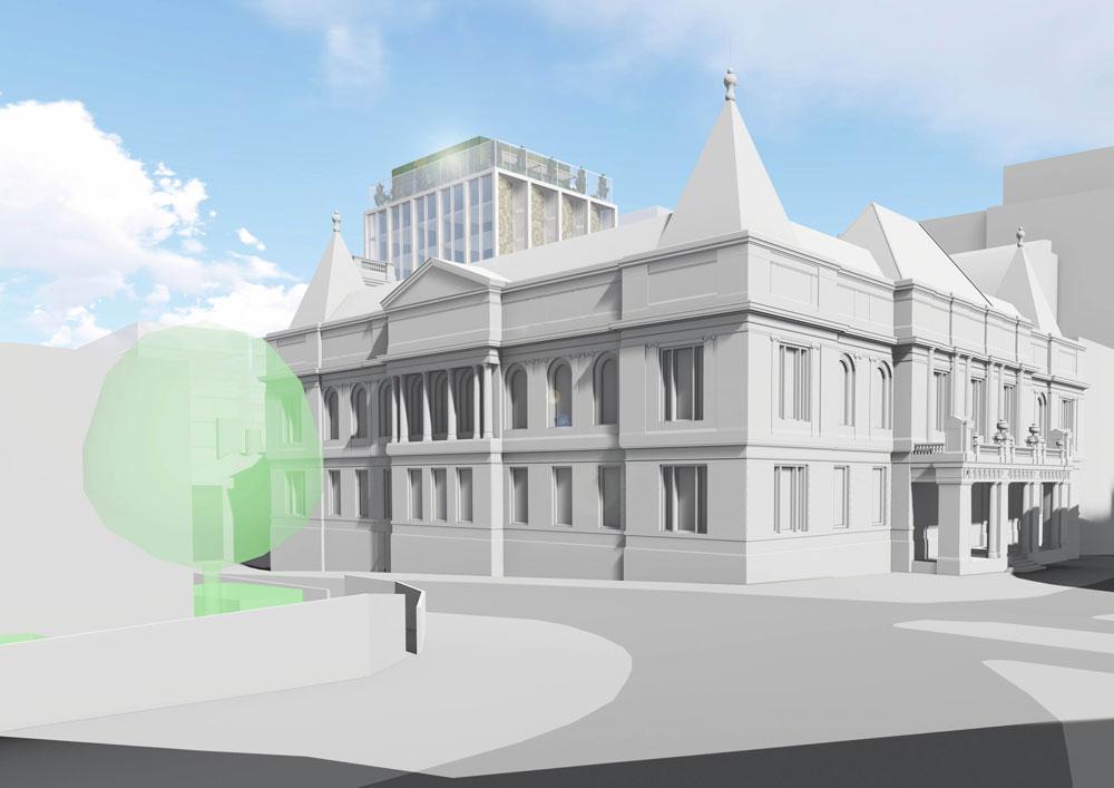 Hotel operator announced for Nottingham's Guildhall development