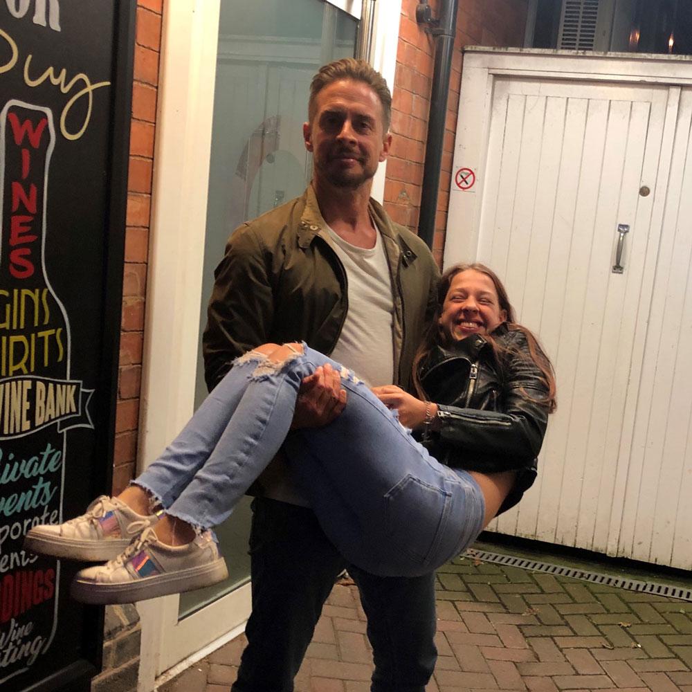 CPW Nottingham celebrates its 'super sweet sixteen'
