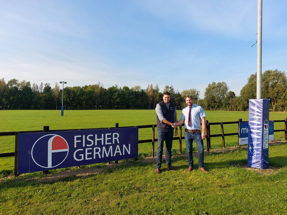 Property consultancy announced as lead sponsor of Ashby RFC