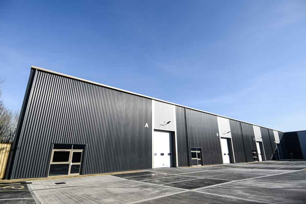 J Tomlinson completes 50,000 sq. ft. West Midlands commercial units