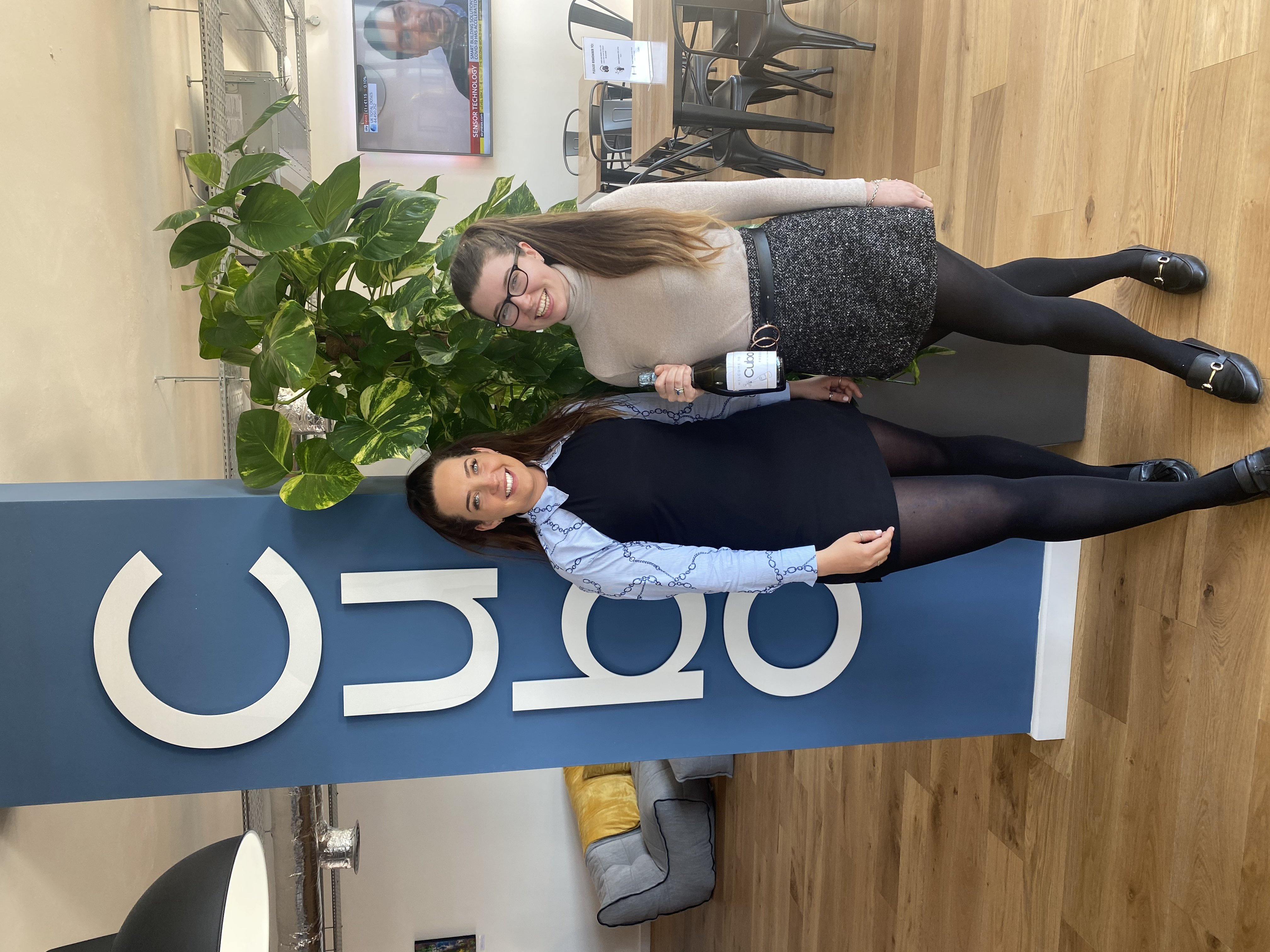 Nottingham office space provider Cubo fills 5th floor!