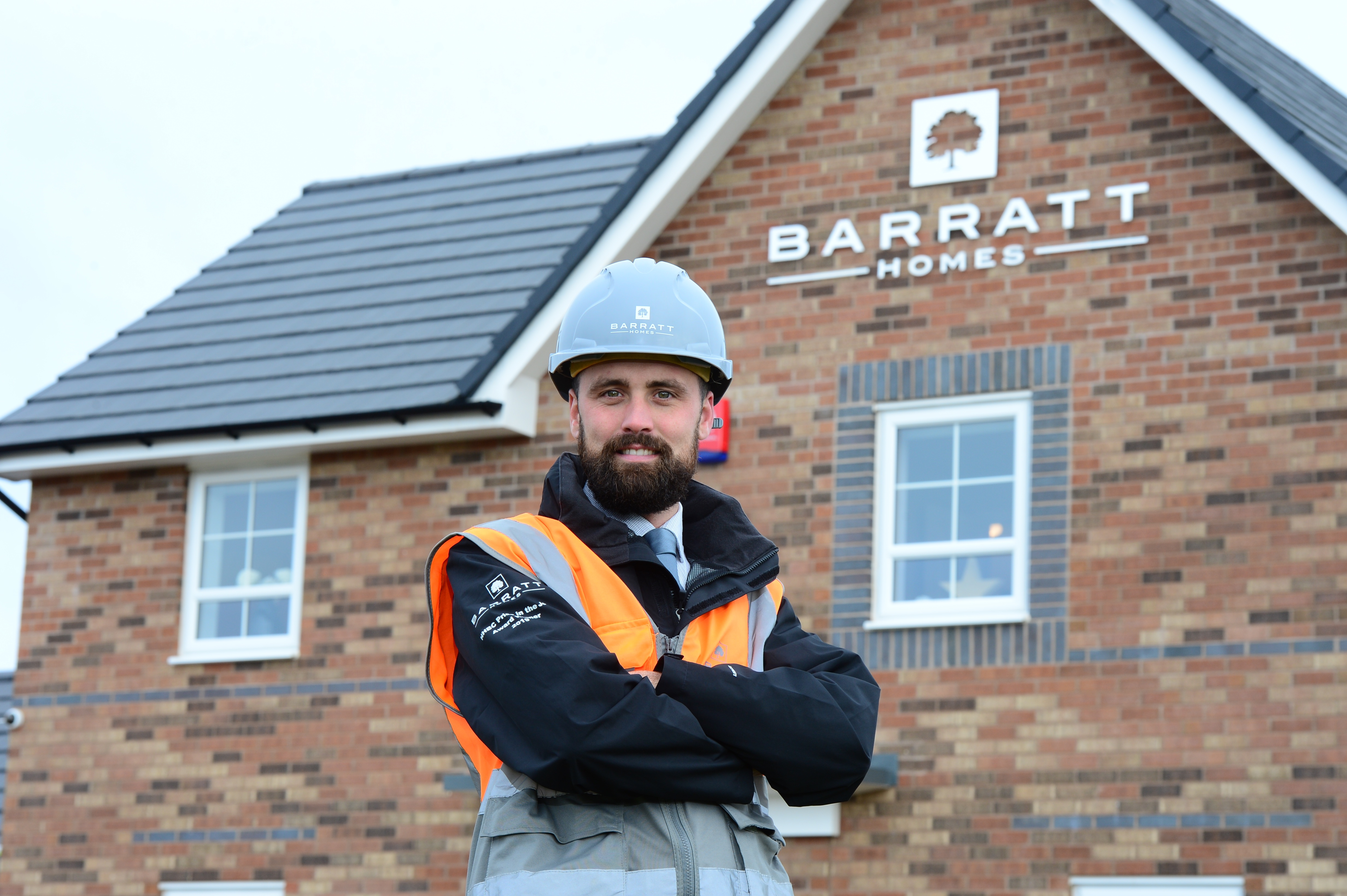 BARRATT HOMES SITE MANAGERS IN NOTTINGHAMSHIRE RANKED AS COUNTRY'S BEST FOR QUALITY