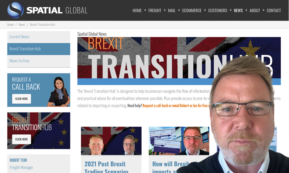 BREXIT Transition Hub Launched