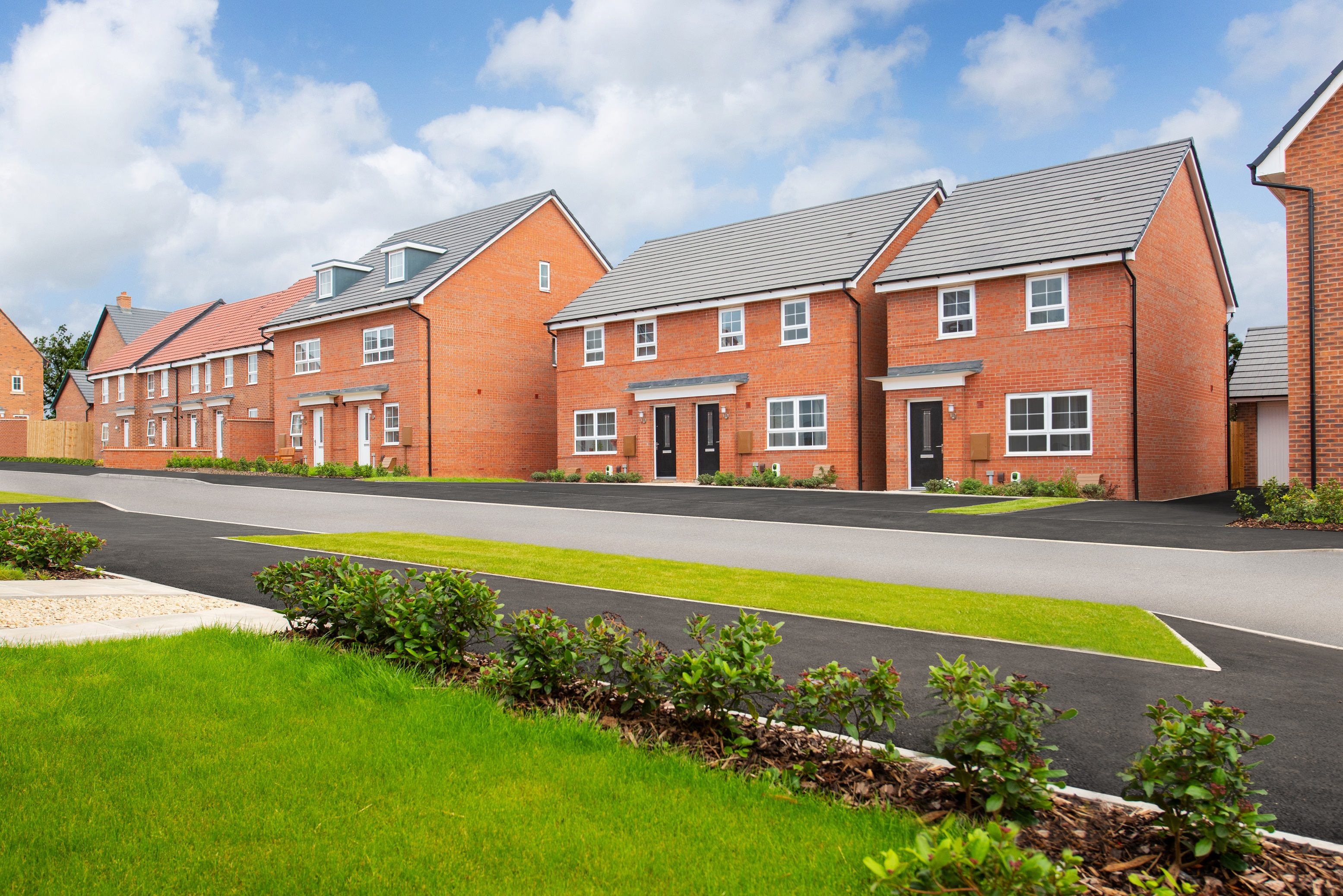 Barratt Homes West Midlands is offering property seekers the chance to make their new home work for them with a selection of three and four bedroom homes at its Warwick Gates development in Warwickshire.