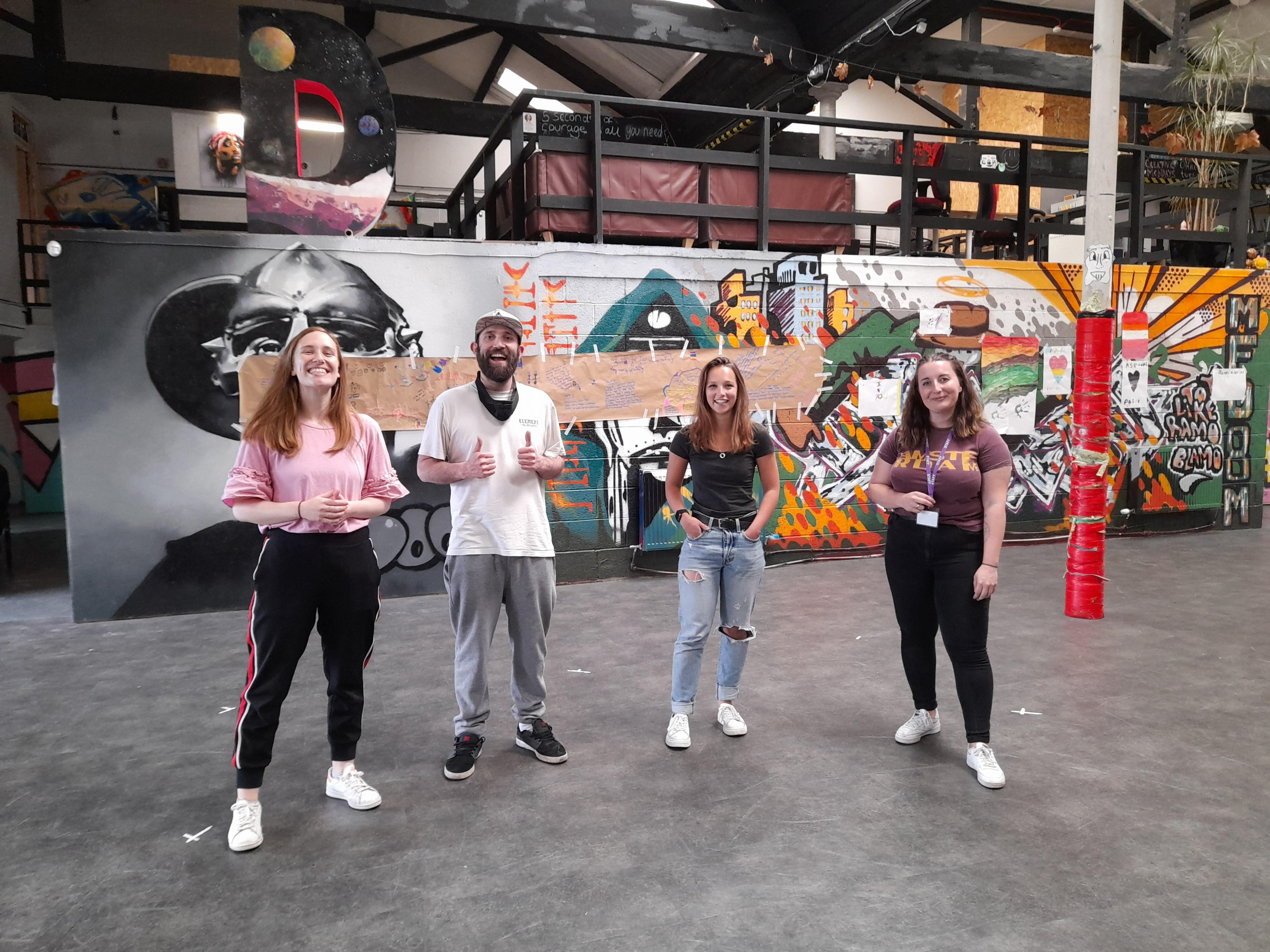 Creative Project Gives Young People A Voice