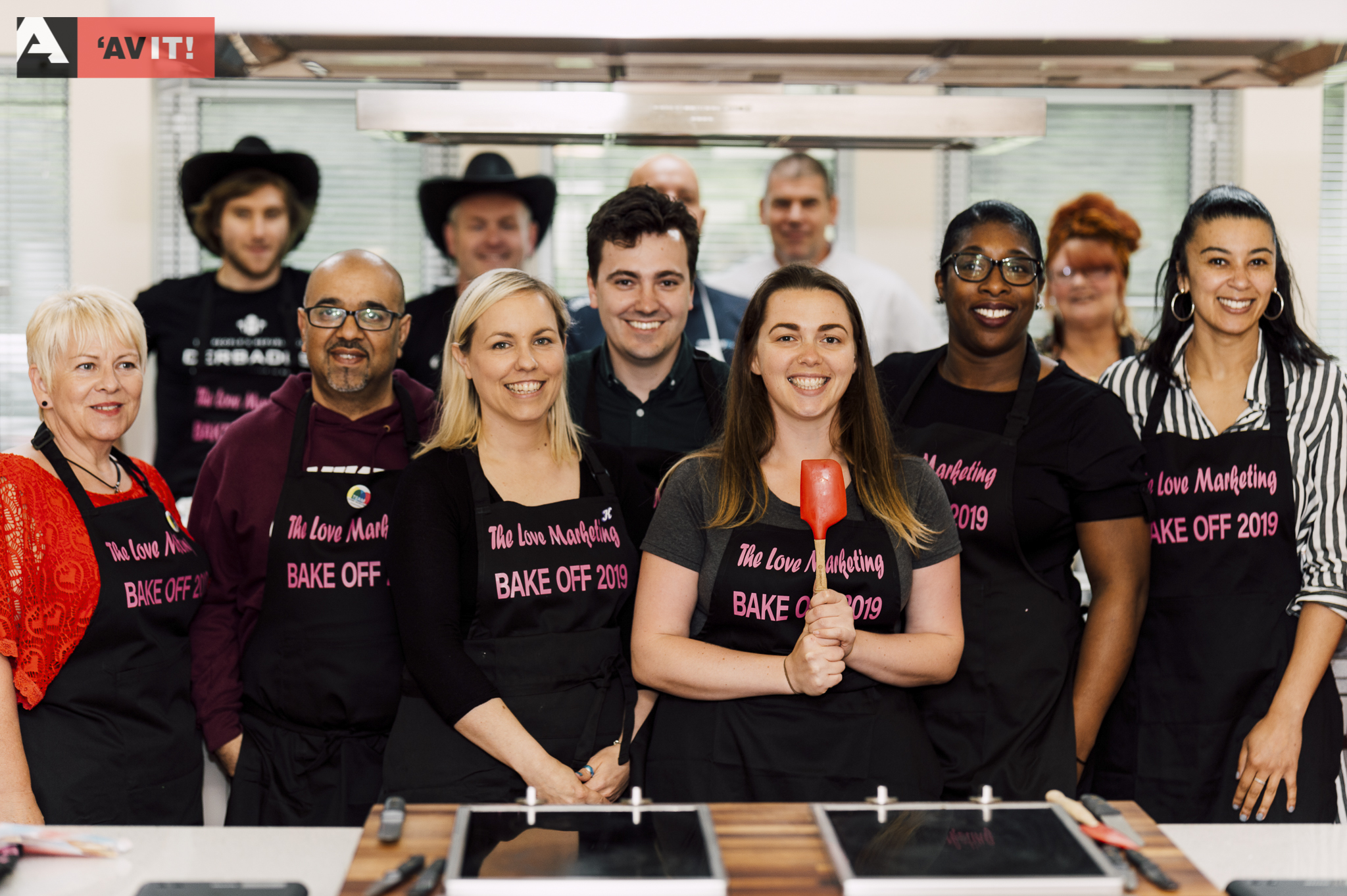 Derby Museums crowned 'Star Bakers' at Bake Off launch.