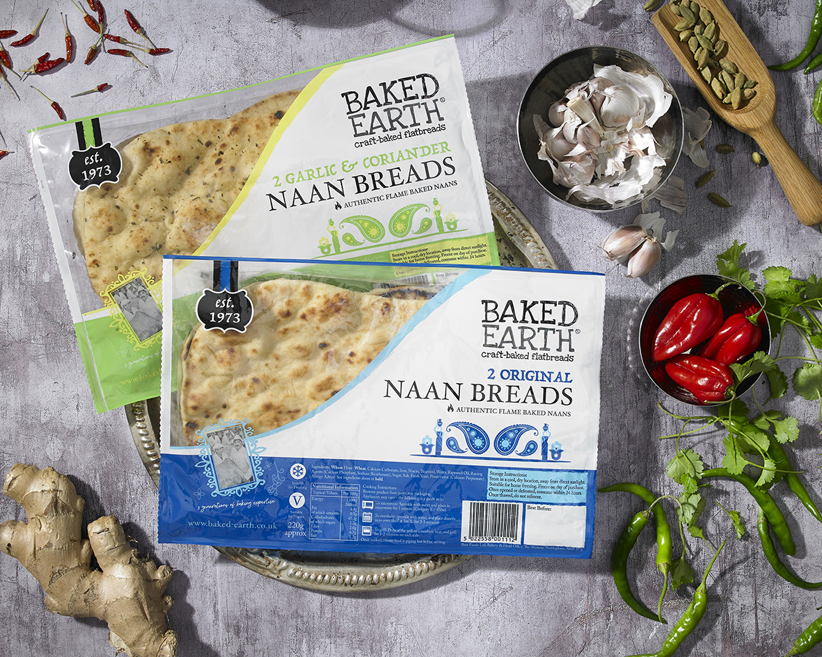 Baked Earth brand baker Butt Foods expands into retail