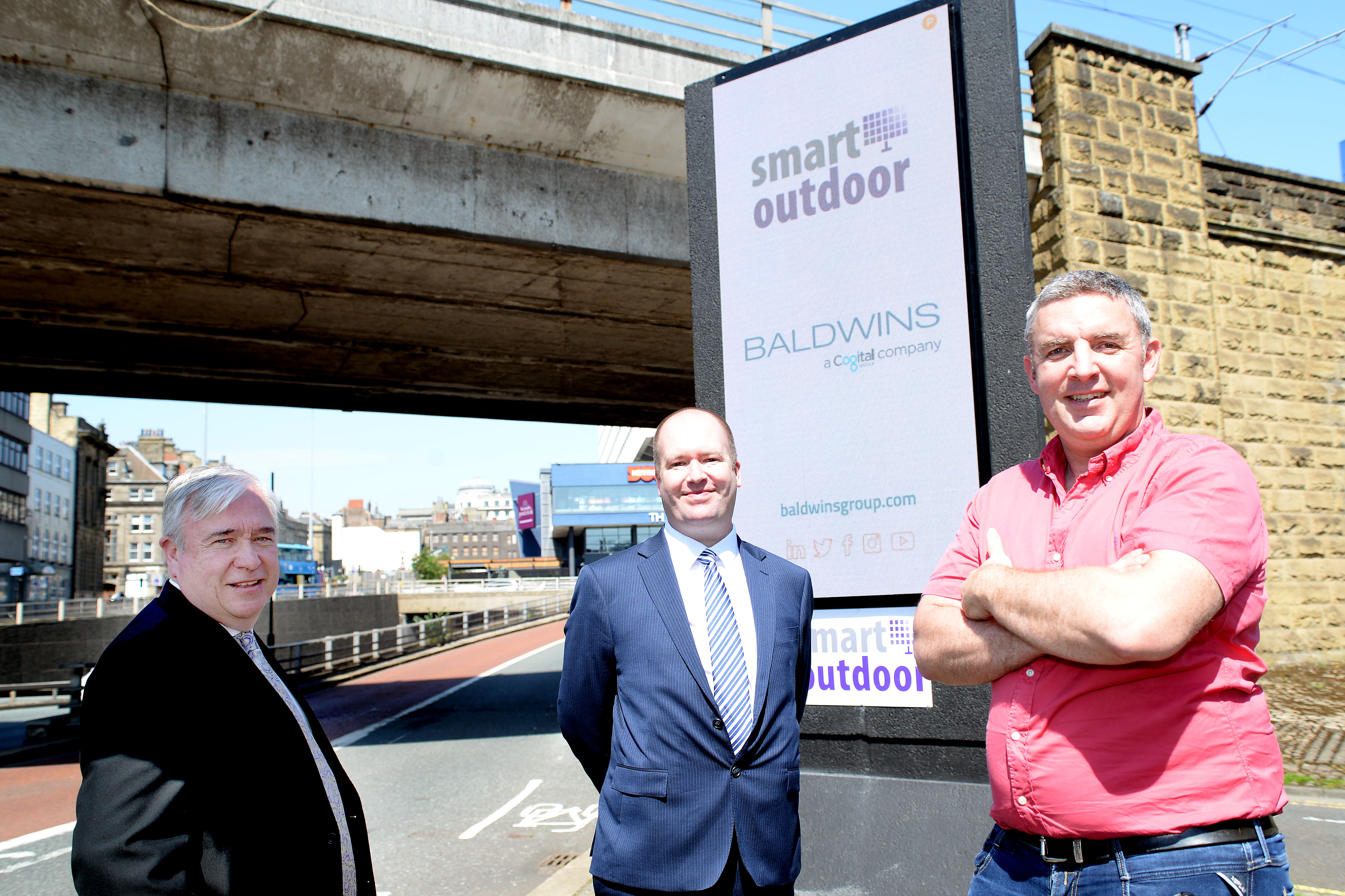 Reshaping the Business to Meet Further Growth in the North East