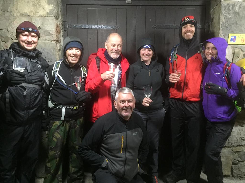 Leicester Racecourse marathon fundraising day