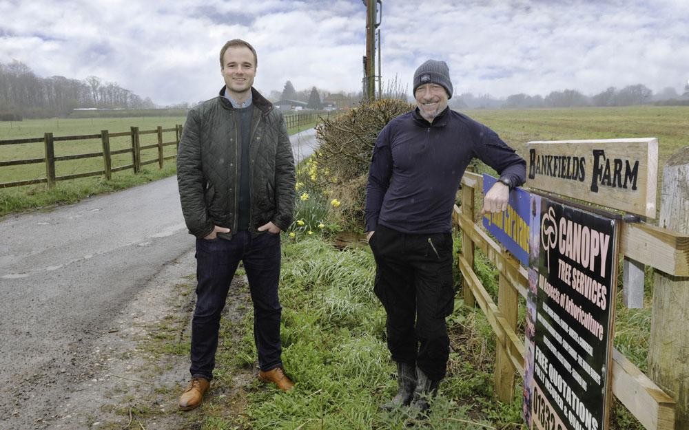 New management boosts profit for Derbyshire Farm