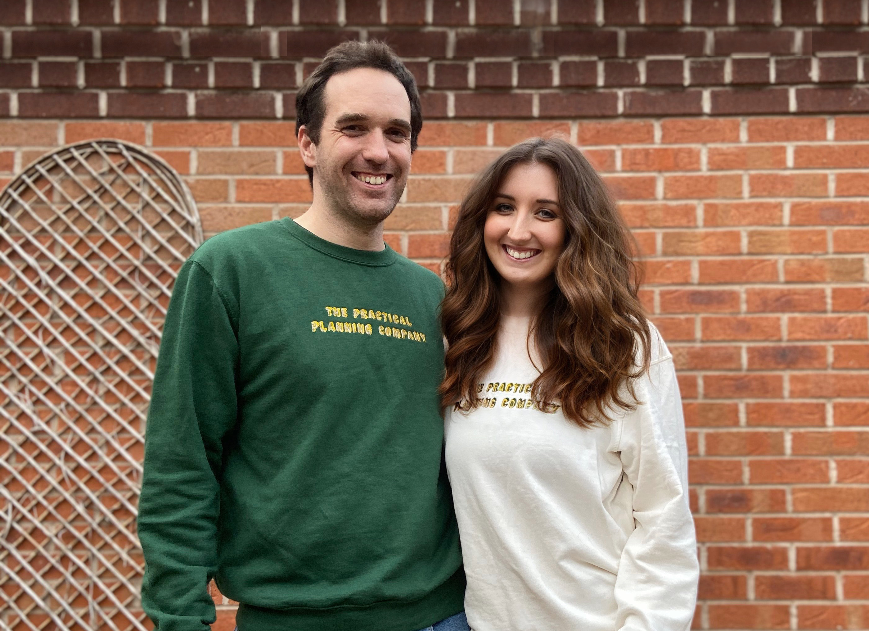 Nottingham couple celebrates as their architectural firm marks its 1st birthday