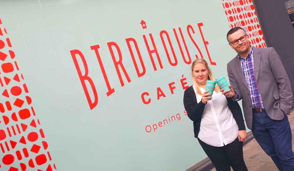 Birdhouse Cafe prepares to welcome Nottingham flock