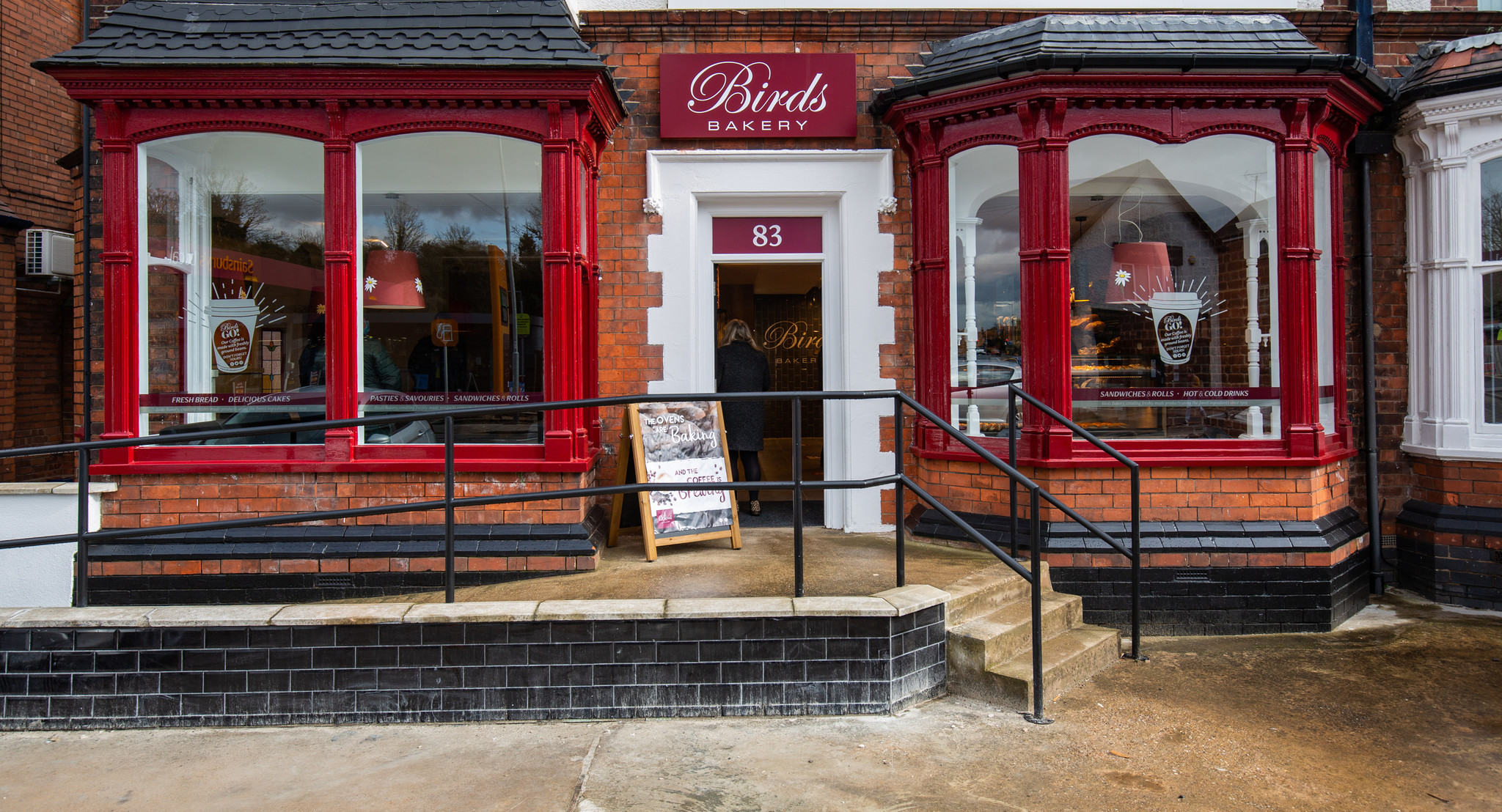 BAKERY REOPENS OUTDOOR SEATING AS RESTRICTIONS BEGIN TO EASE