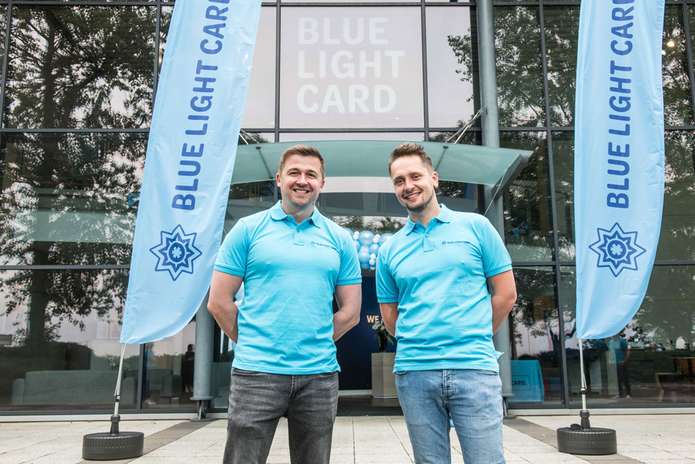 BLUE LIGHT CARD RELOCATES TO NEW HEAD OFFICE FOLLOWING PERIOD OF SIGNIFICANT GROWTH