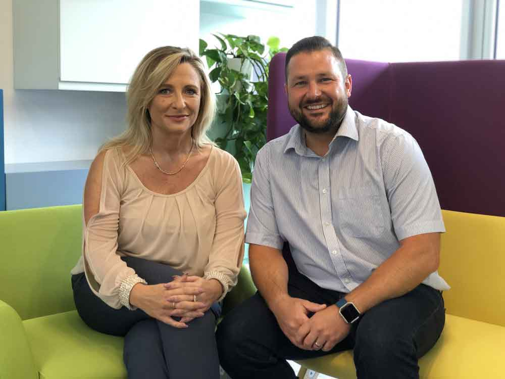 Growth plans lead to two new recruits for Blueprint Interiors