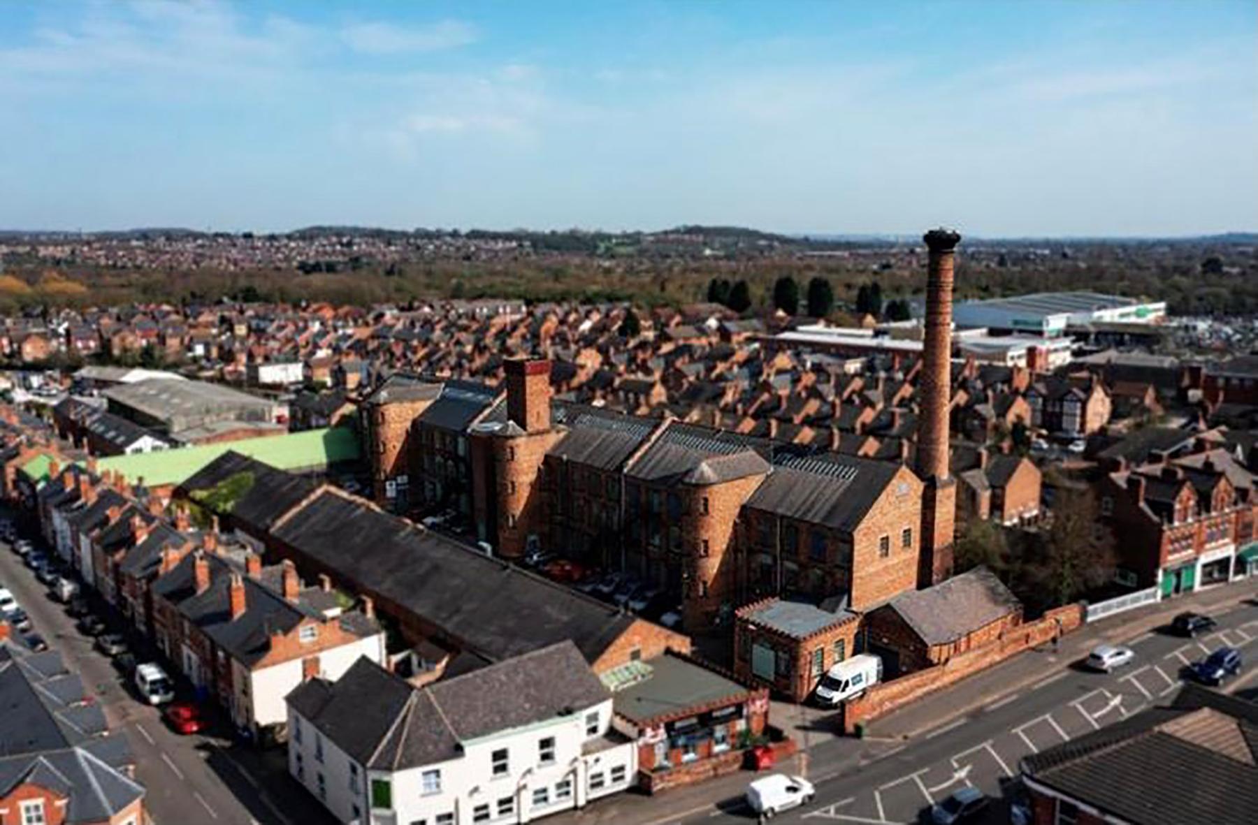Nottingham property investor sets sights on mills boon