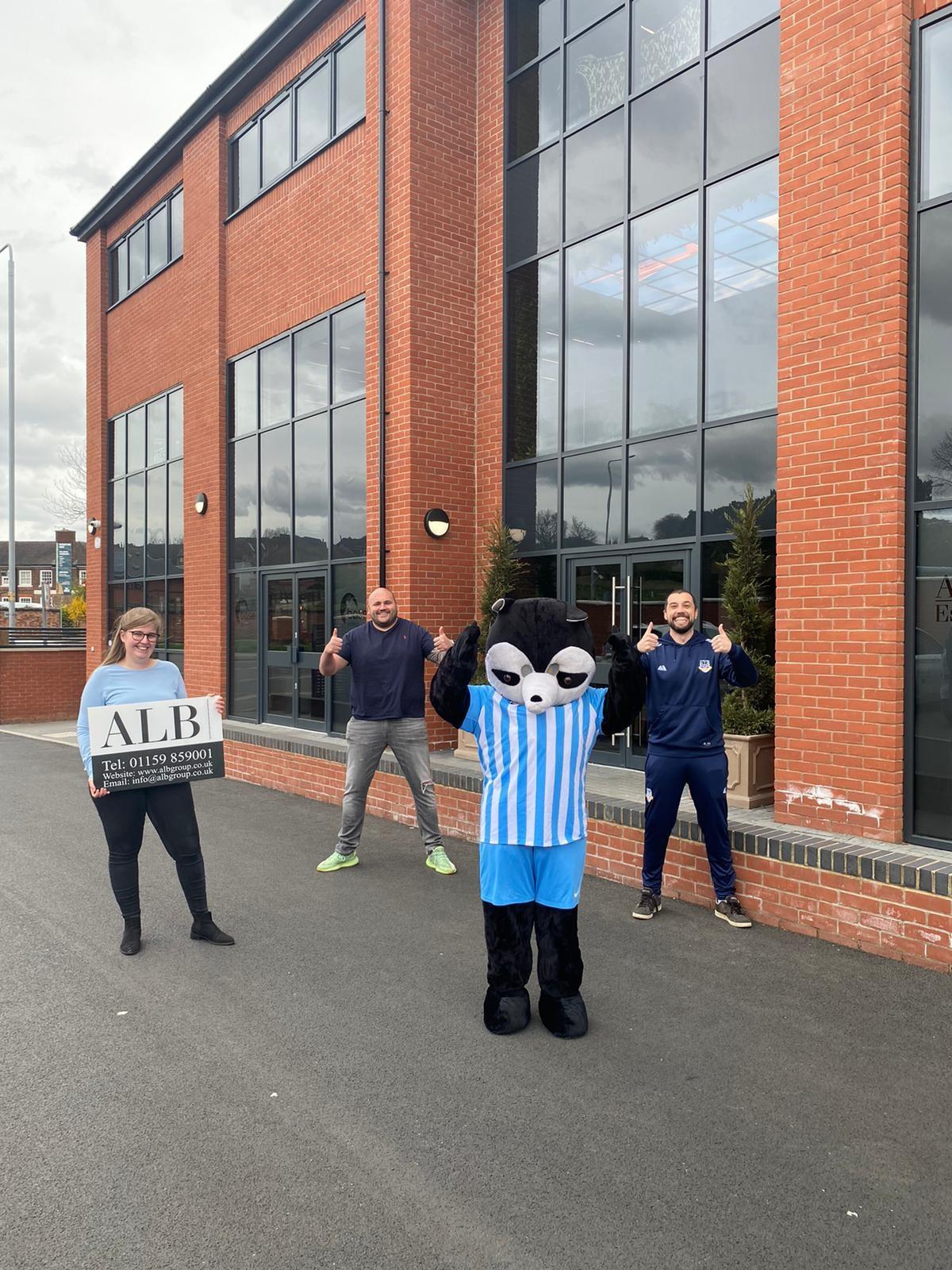 Notts Developer 'On Side' With Broxtowe United Sponsorship Deal