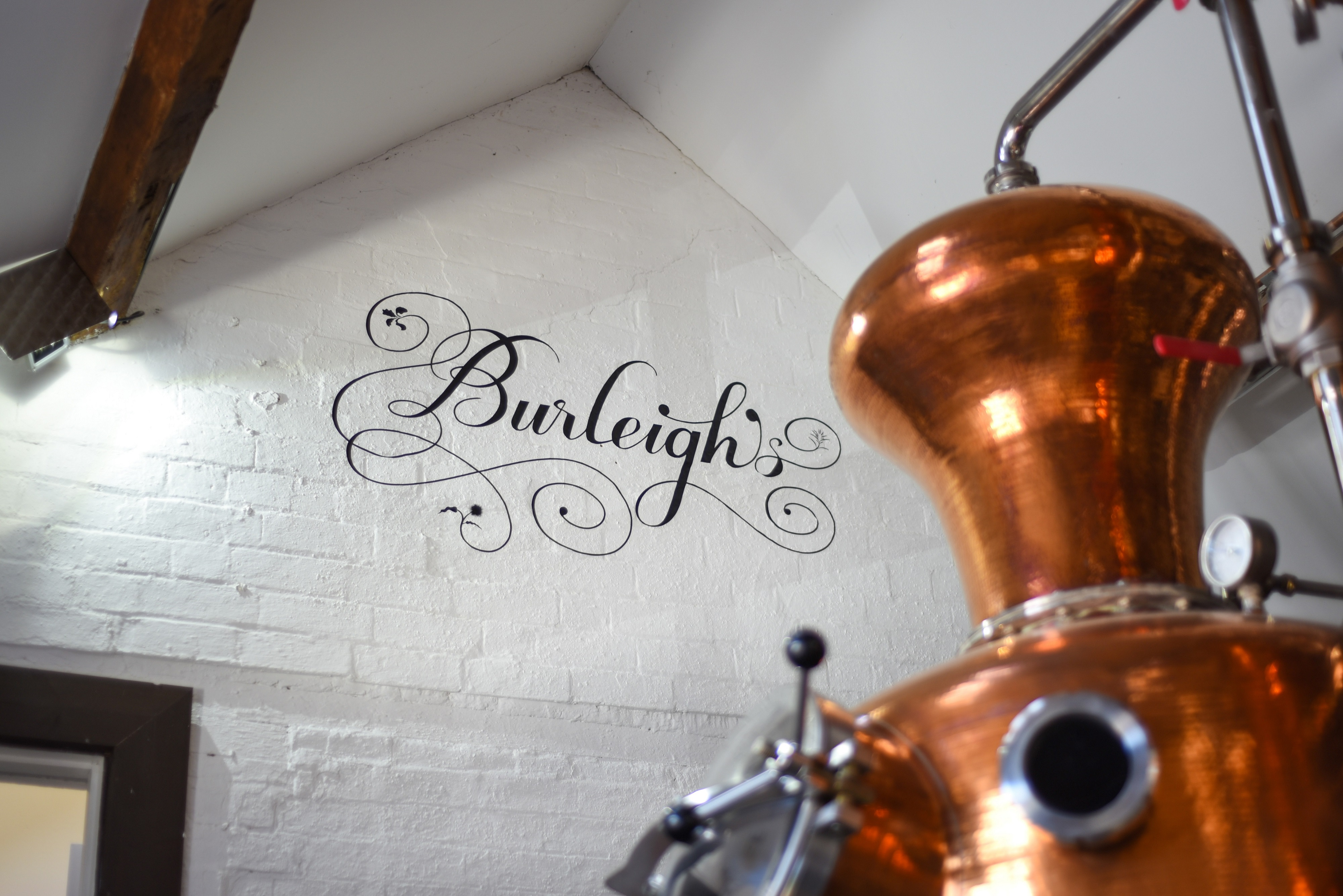 LEICESTERSHIRE GIN DISTILLER RECEIVES INTERNATIONAL RECOGNITION