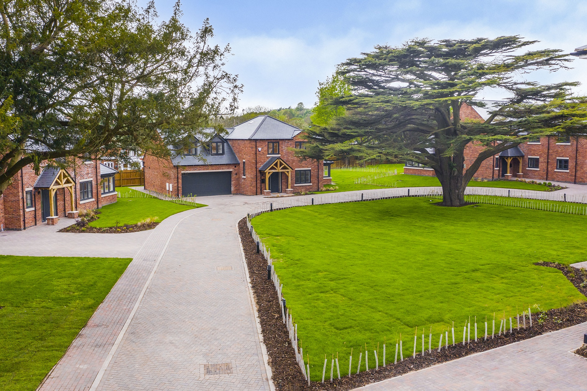 Landmark Clifton Village development now complete