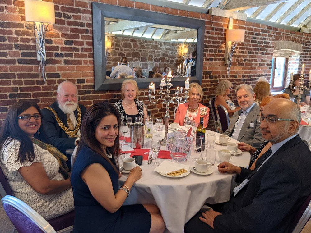 CHILDREN FIRST DERBY LADIES LUNCH EVENT PROVES TO BE A SELL OUT SUCCESS