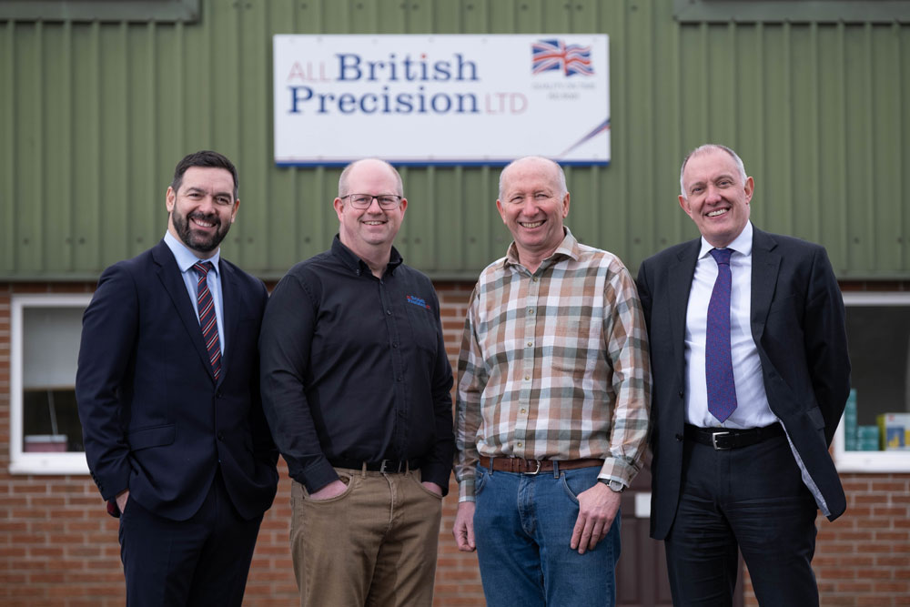 Derbyshire firm targets further growth following million pound machinery boost