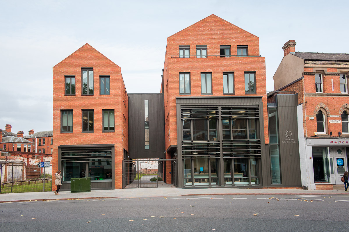 LETTINGS SUCCESS FOR CONNECT DERBY STUDIOS FOLLOWING THE RELAXATION OF ELIGIBILITY CRITERIA