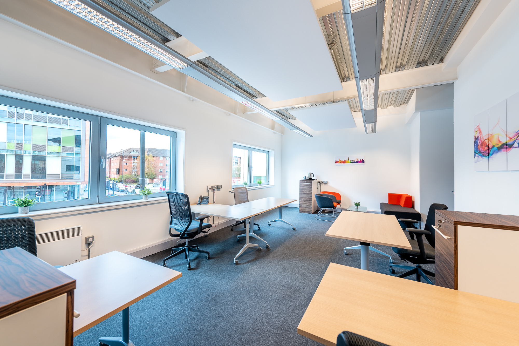 CONNECT DERBY LAUNCHES FURNISHED OFFICES AT FRIAR GATE STUDIOS