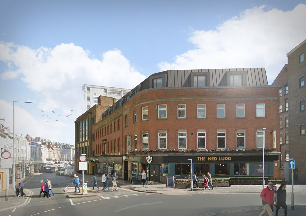 Seventeen serviced apartments in Nottingham receive planning permission