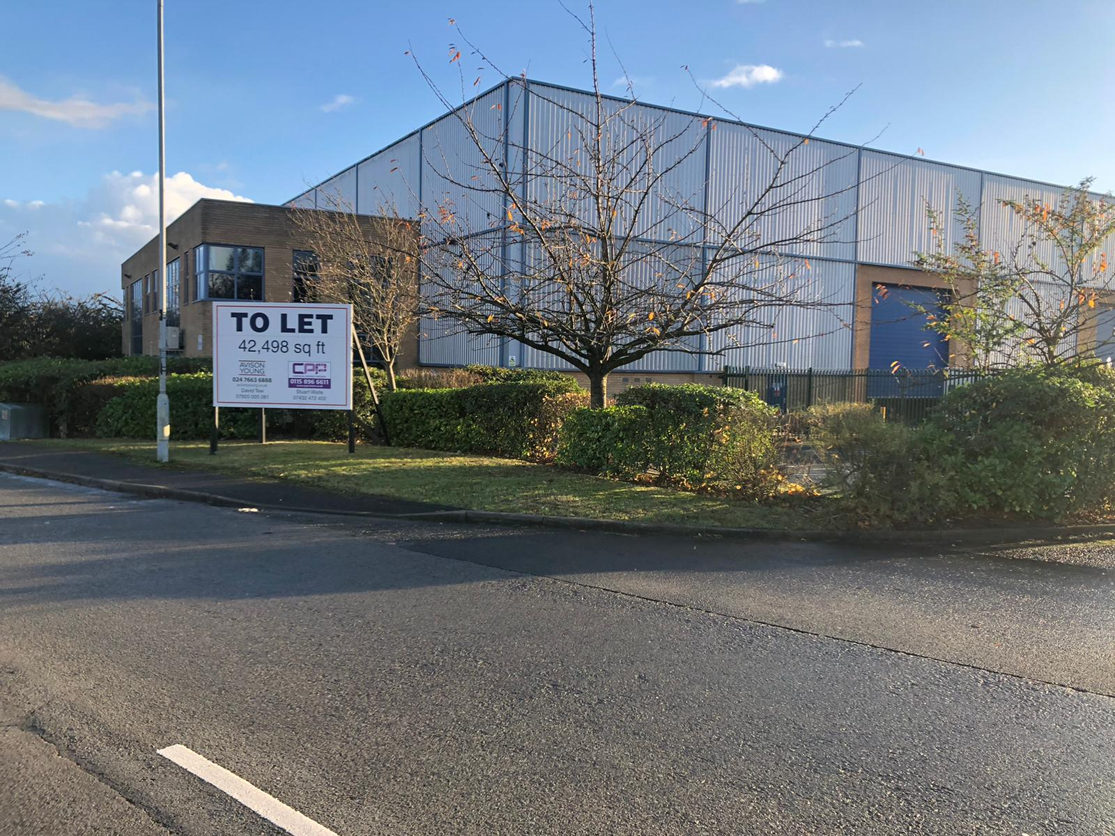 CPP secures major letting at Meridian Business Park, Leicester