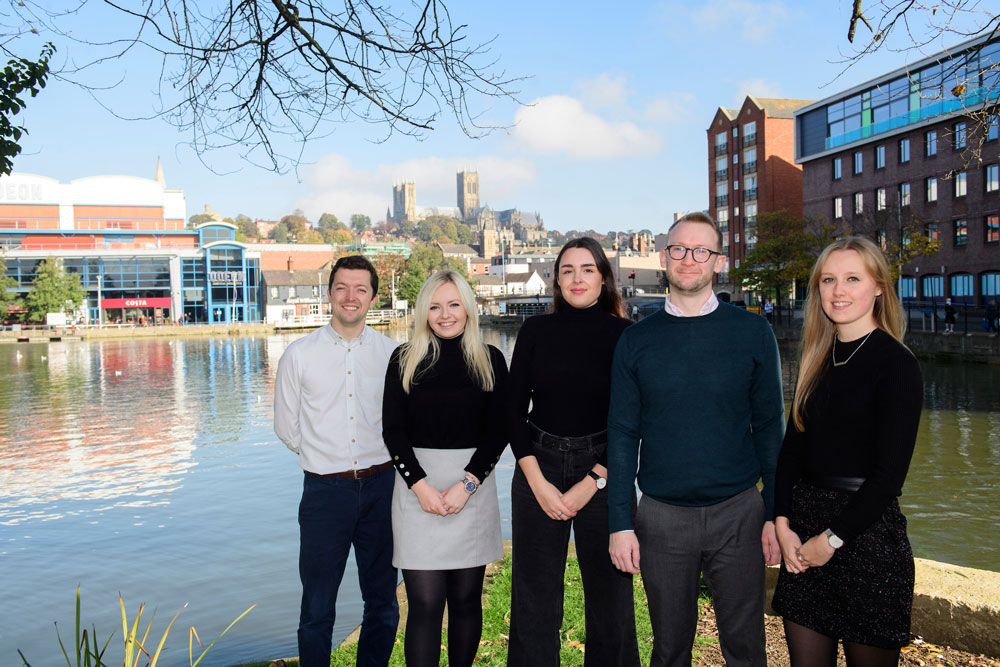 Two new hires for Carrington on its third birthday