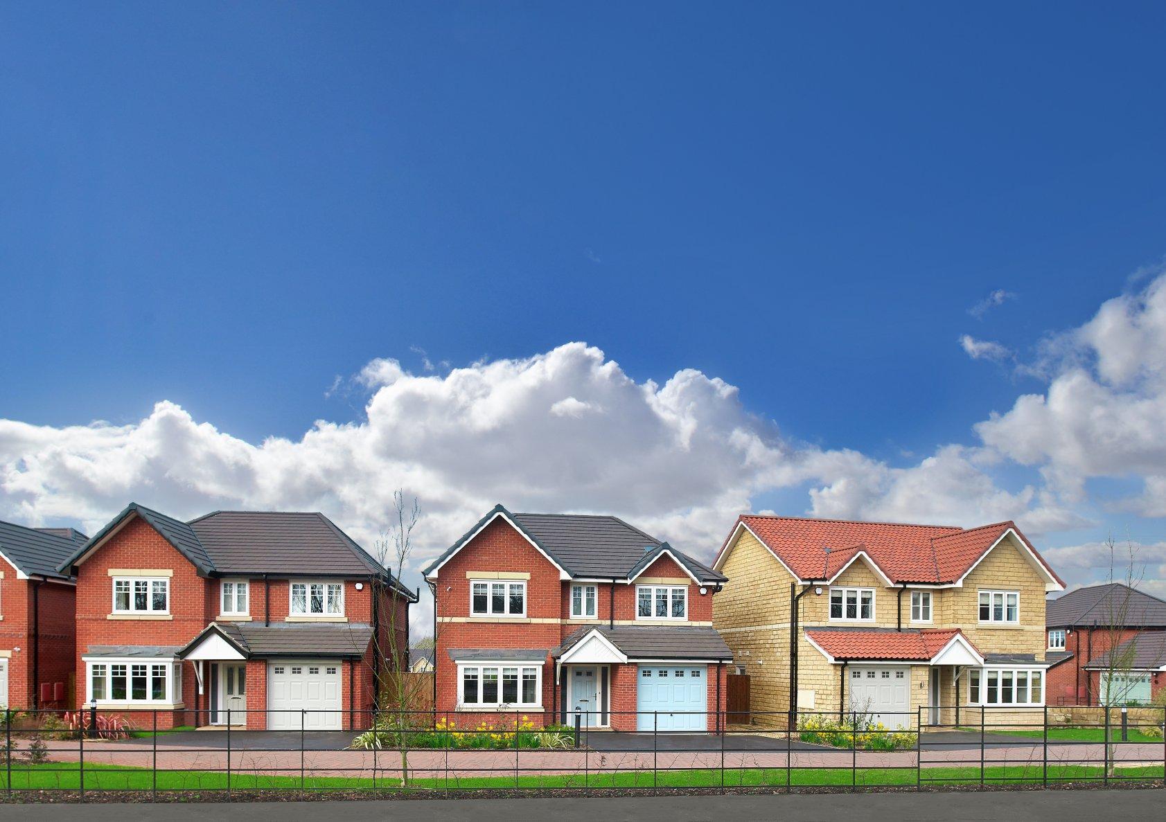 Sales increase as housebuilder meets growing demand for homes in lockdown