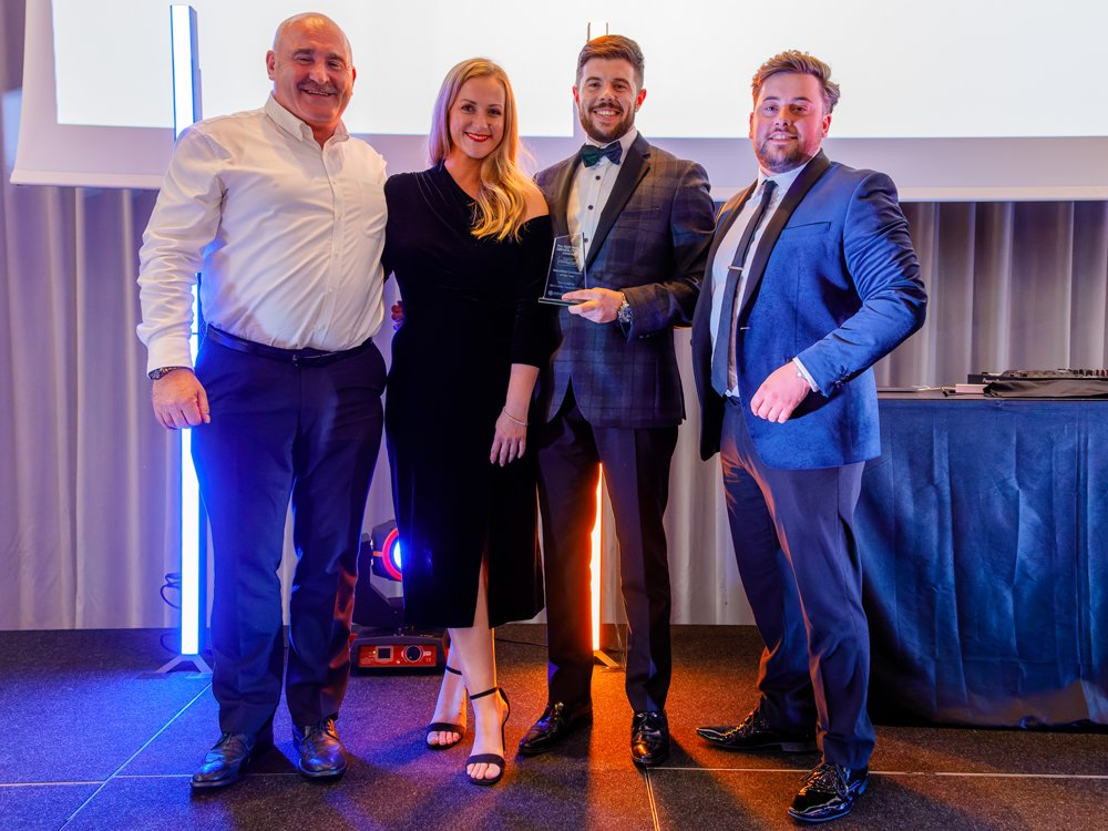 Cawarden wins 'Demolition Contractor of the Year' at British Demolition Awards 2021