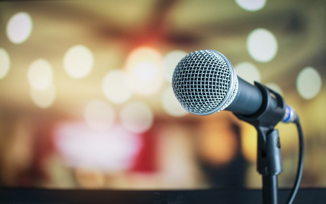 The Derby Conference Centre introduces celebrity speaker nights