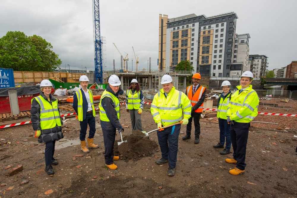THE ISLAND QUARTER WILL ACCELERATE INVESTMENT IN CITY, SAYS DEVELOPER