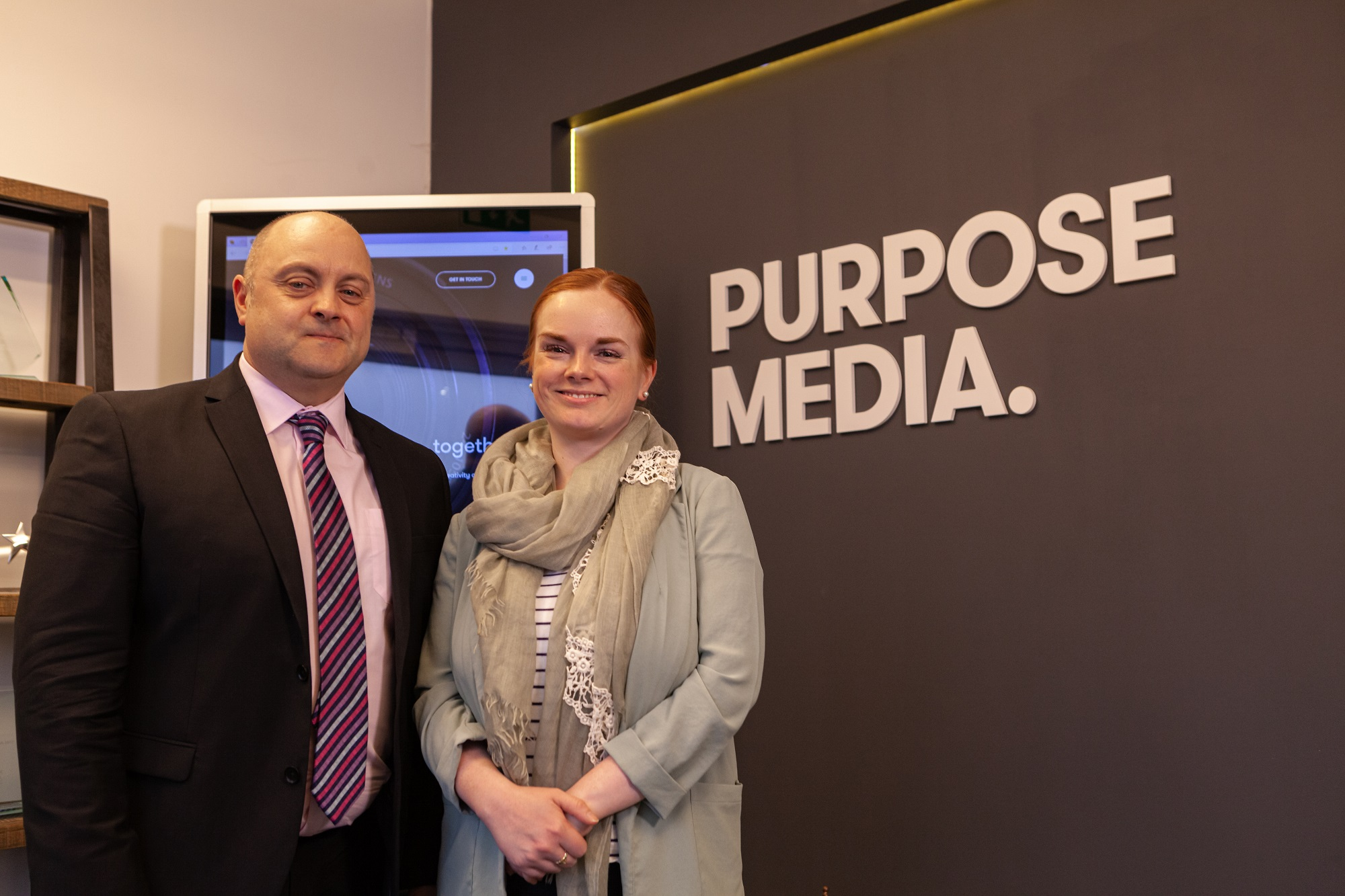 Purpose Media strengthens strategic link with East Midlands Chamber