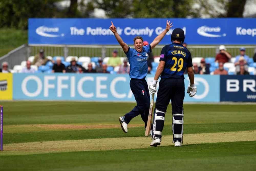 Champions announces cricket club sponsorship deal