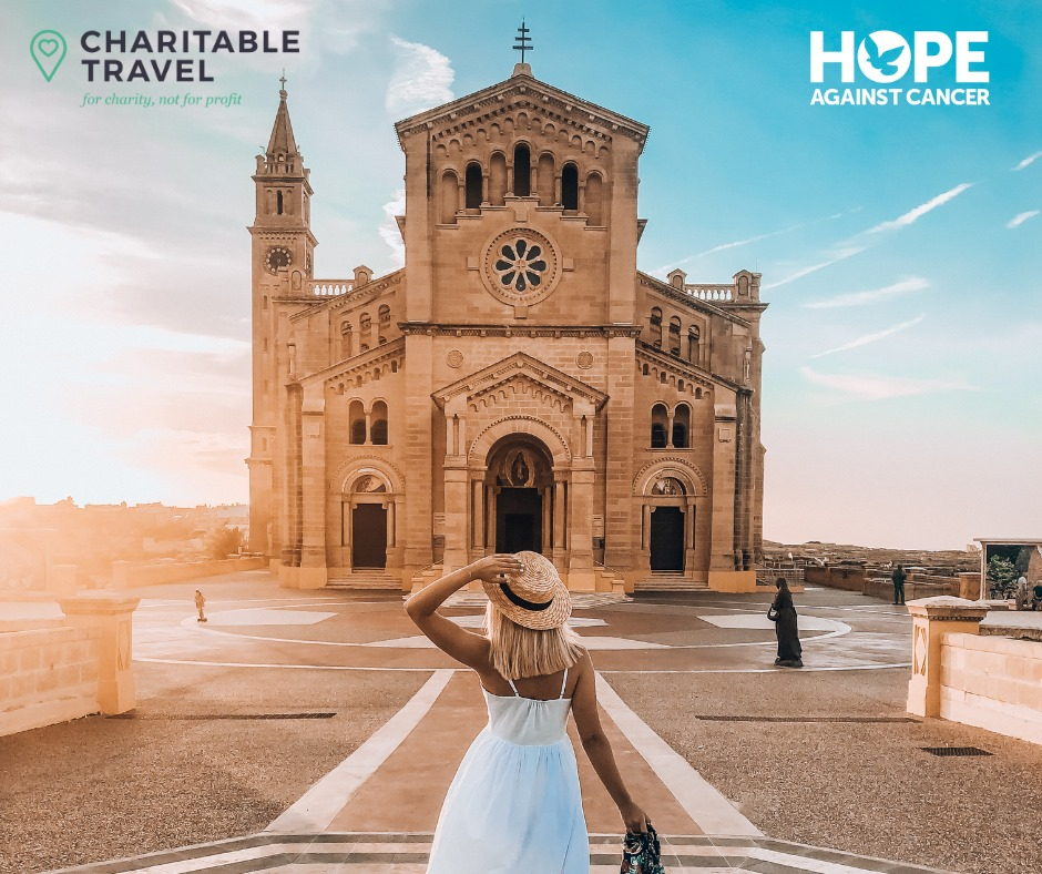 Hope Against Cancer set to receive donations from holiday-goers after Charitable Travel confirms beneficiary status.