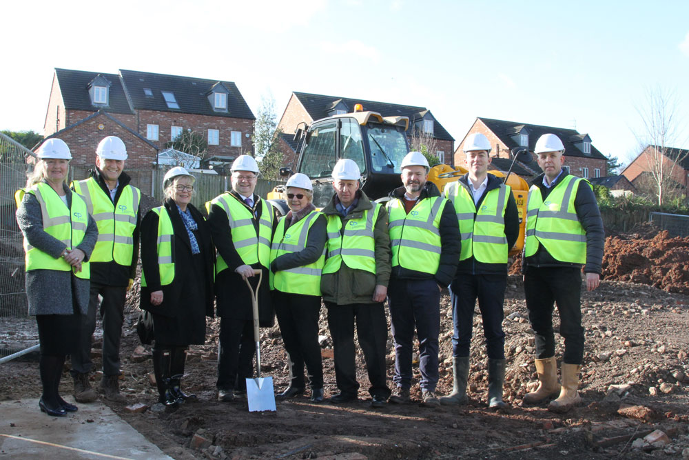 Charterpoint Senior Living starts work on new Bingham care home