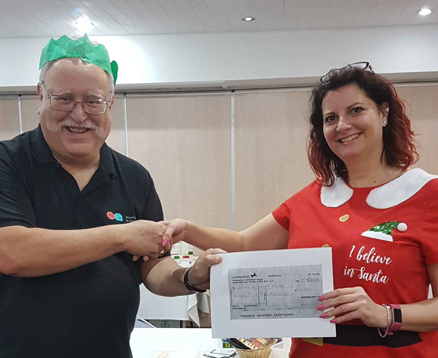 Local Business Network raises money for local and small national charity
