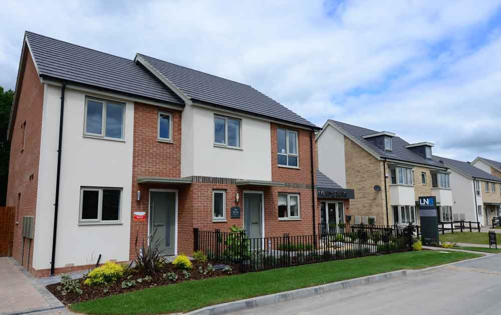 Lincolnshire housebuilder leads the way in building homes for life