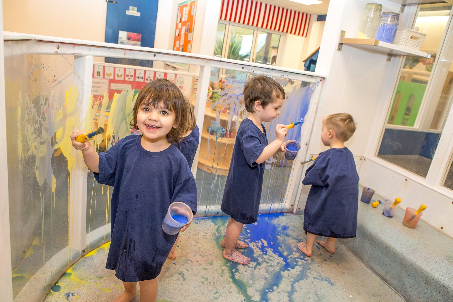 Nursery Group Remains Open To Support Key Worker Families After £1.6 Million Funding Boost