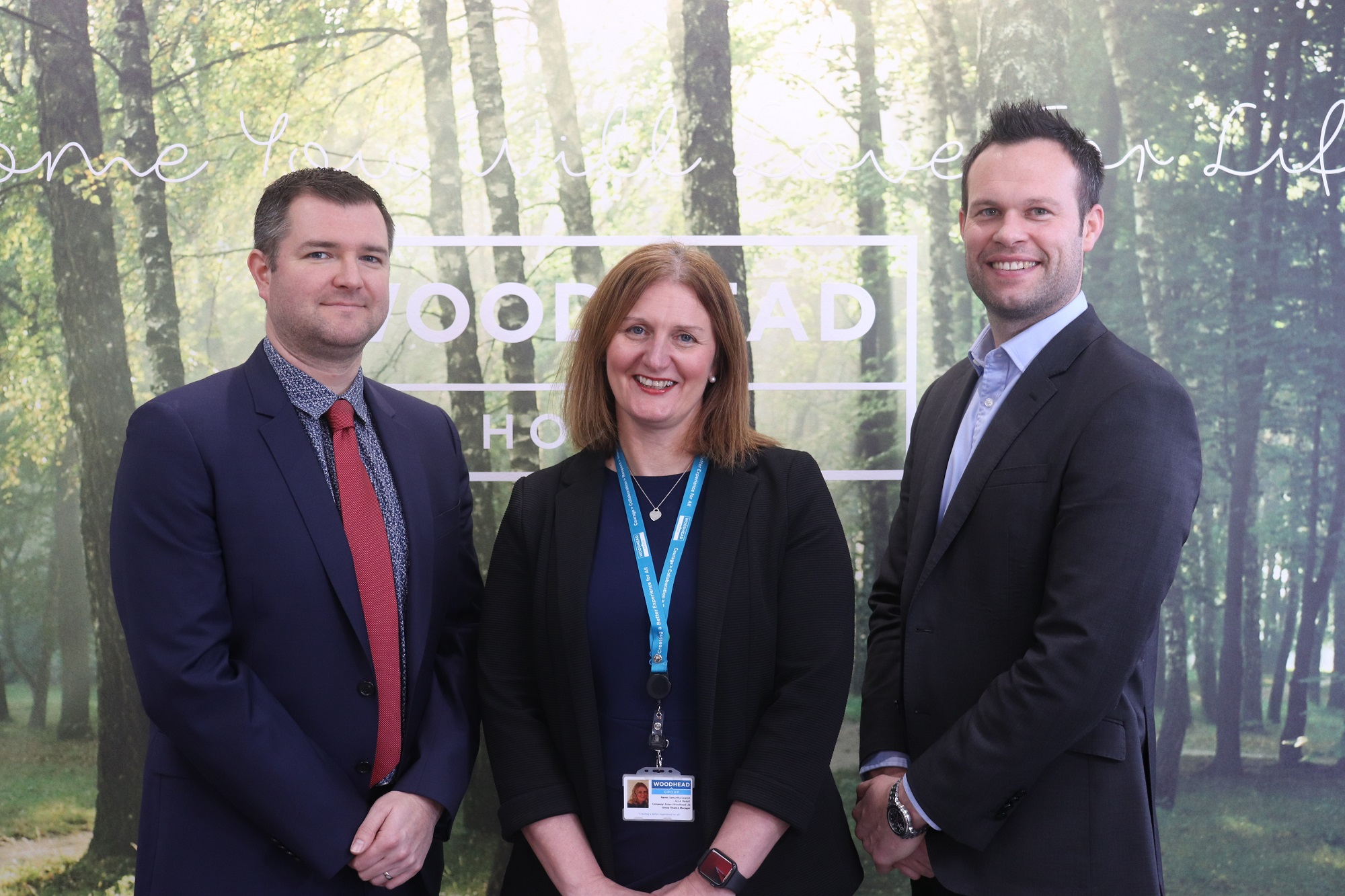 Key appointments at Woodhead Group
