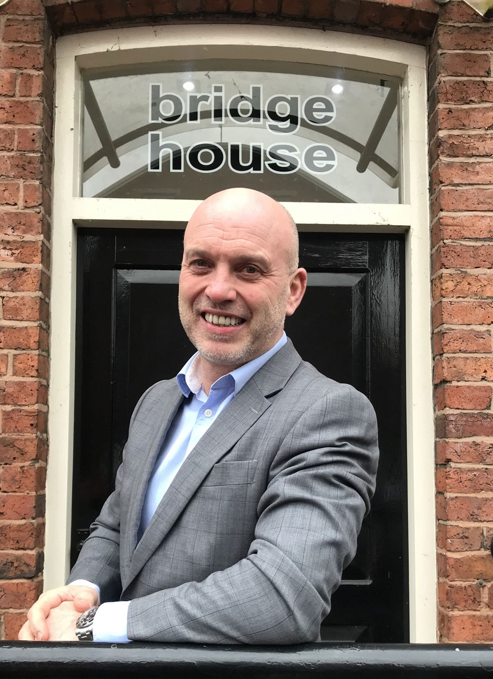 Chesterfield announced as new home for  bridging finance company