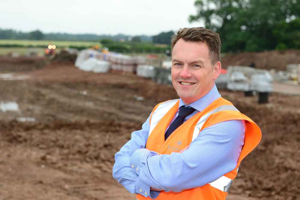 Housebuilder celebrates a decade of five star customer satisfaction