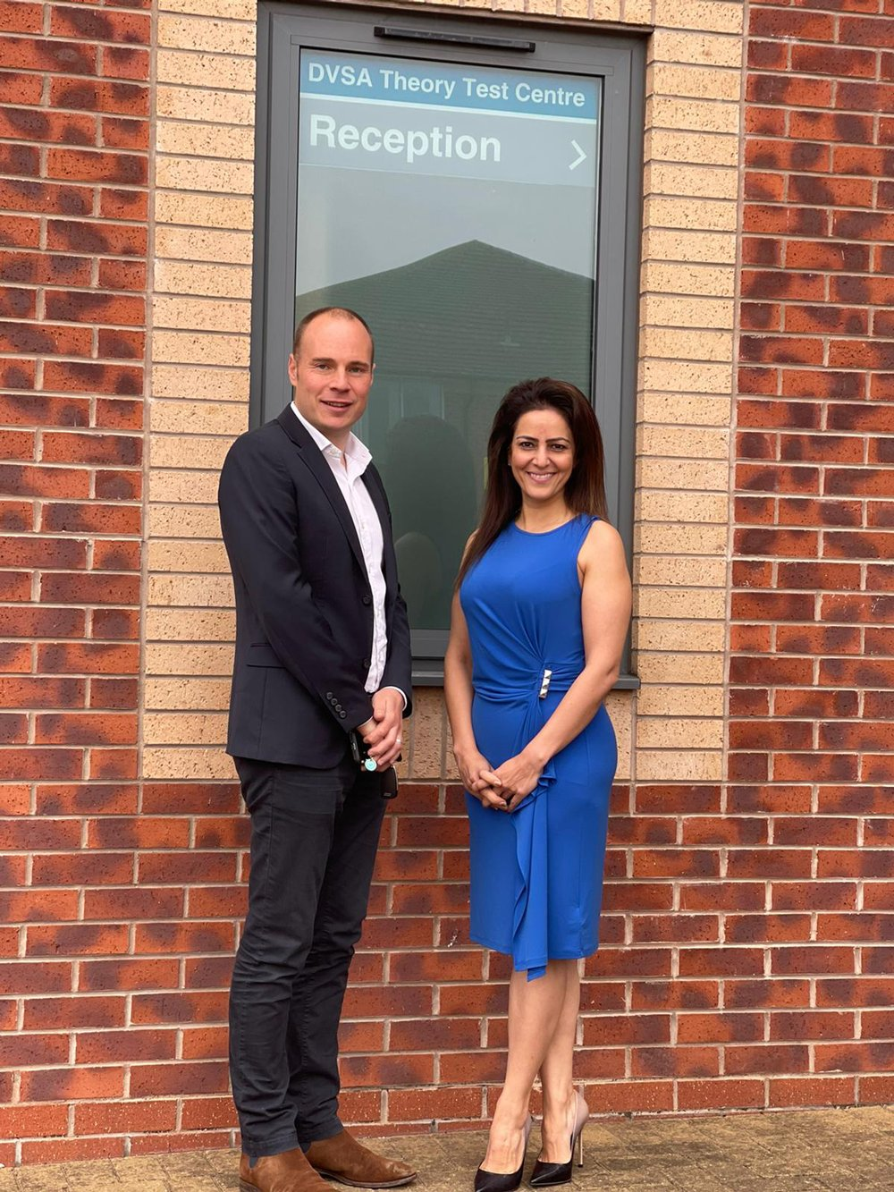 Commercial Property Deal Sees Driving Theory Test Centre   Relocate to Pride Park offices.