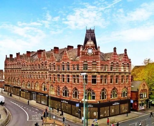 FHP acquires city buildings from Nottingham City Council