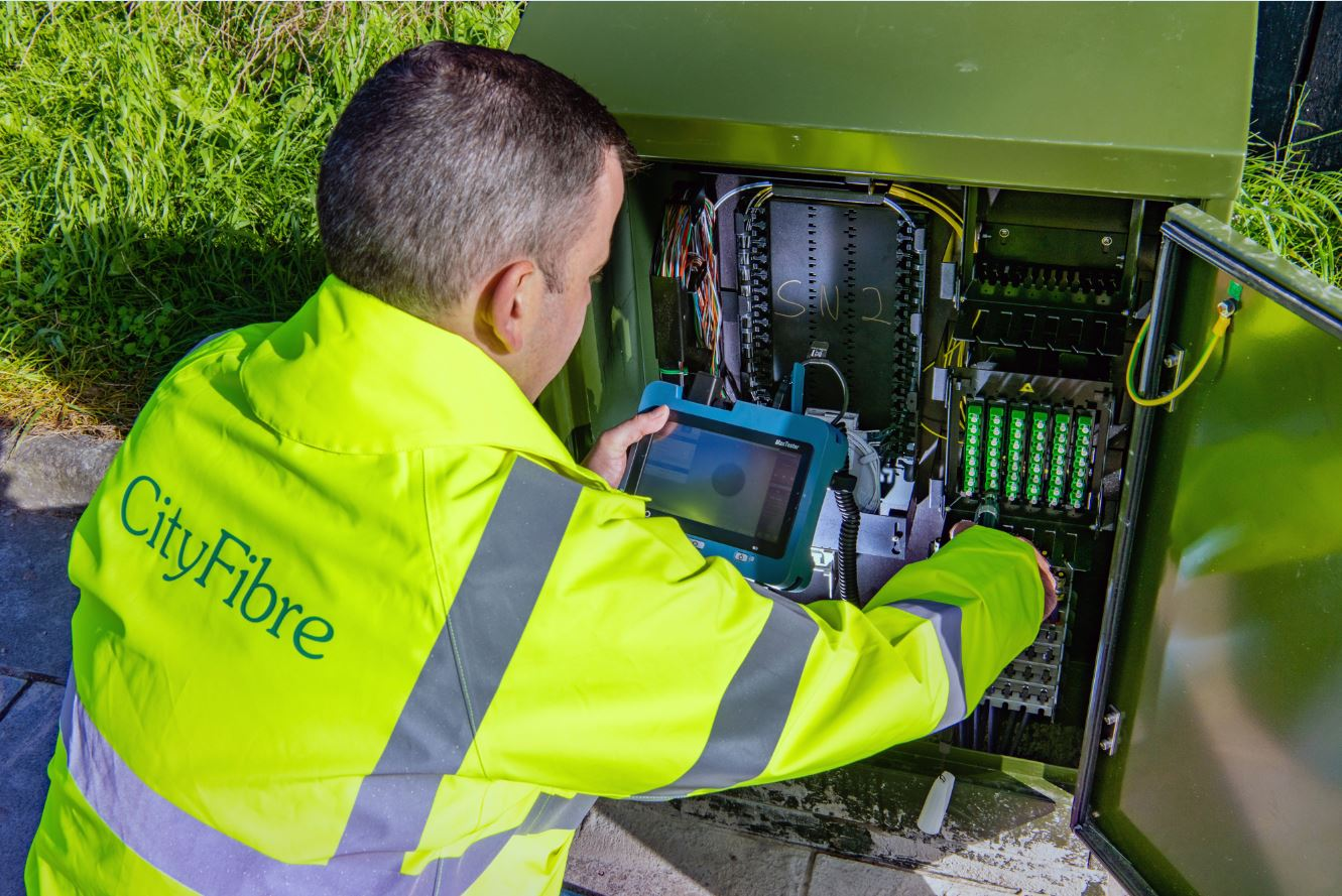 Surge of Enquiries For CityFibre as RDS Global Named 'City Champions'