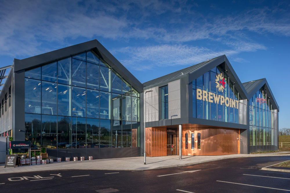 Clegg Food Projects completes new multi-million-pound HQ for Wells & Co