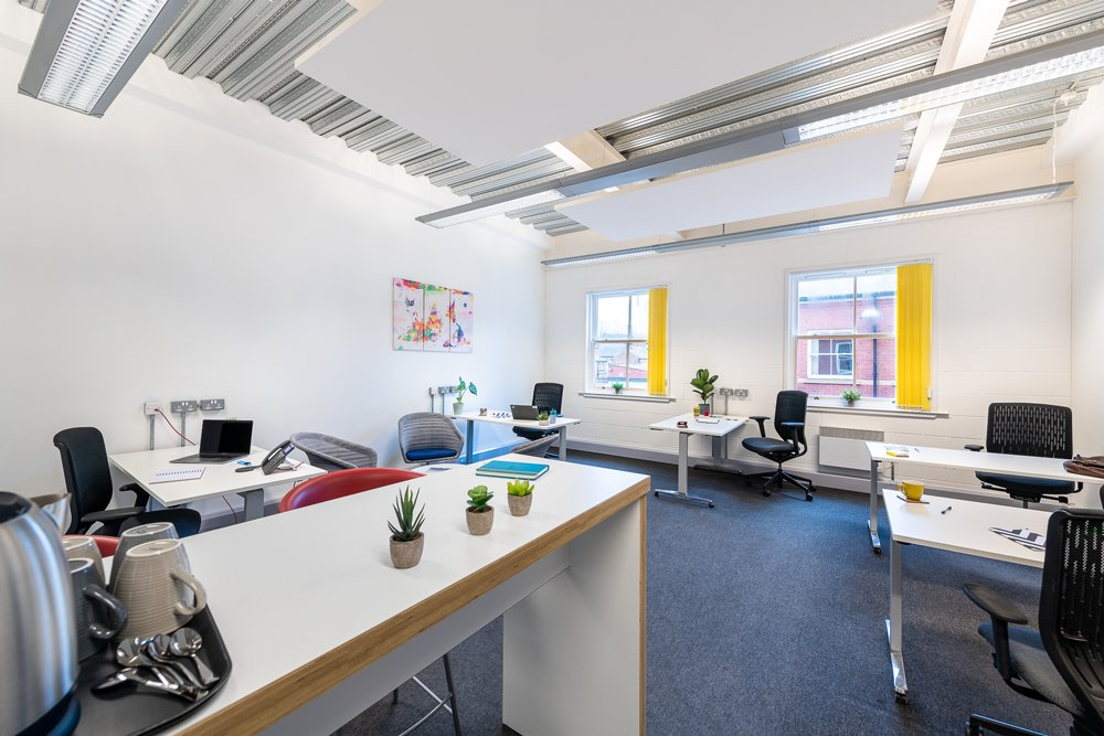 LETTINGS SUCCESS FOR CONNECT DERBY FURNISHED OFFICES