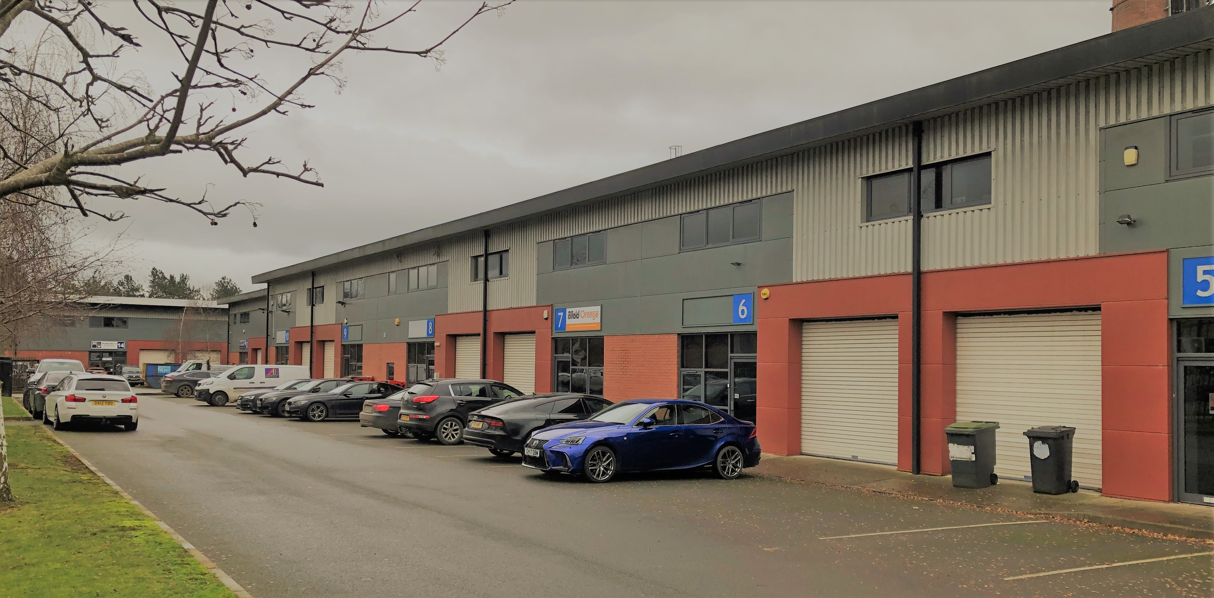 Wells McFarlane Completes Double Deal at Lutterworth Business Park